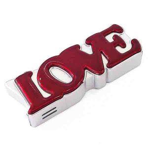 """Зажигалка """"love"""""""