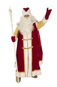 Костюм Деда Мороза с рубахой