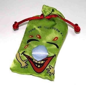 Мешок со смехом (зеленый)