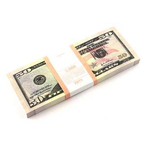 Блокнот 50$