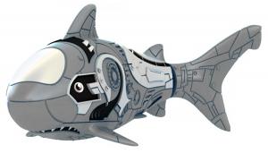 Роборыбка-акула (серая)