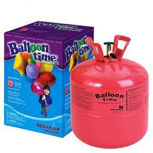 Балон геллий 2л (перезаправляемый)