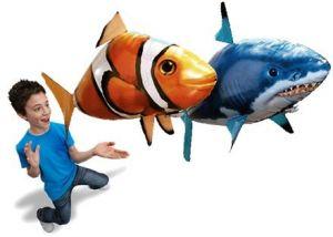Радиоуправляемая рыба (карась)