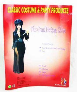 Платье Эльвиры-Повелительницы Тьмы