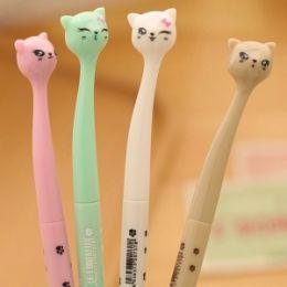 Ручка Кошка (Разные цвета)