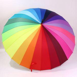Зонт Радуга (24 клина)