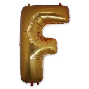 Шар-фигура буква F