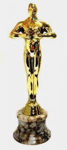 Оскар на гранитной подставке 2 (22см)