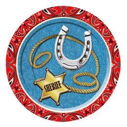 Набор тарелок Шериф