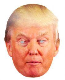 Маска ''Дональда Трампа'' (картонная)
