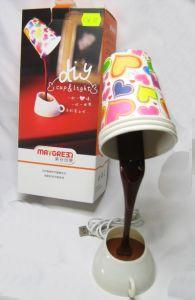 Лампа-кофе льющийся