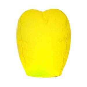 Китайский фонарик (желтый)