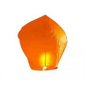 Китайский фонарик (оранжевый)