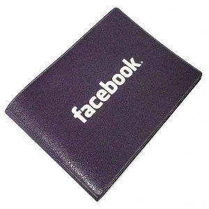 """Обложка на зачётку """"Фэйсбук"""""""