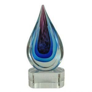 Кристалл цветной (20cм)