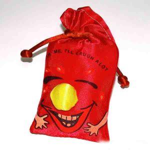 Мешок со смехом (красный)