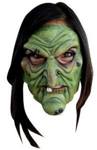 ведьма зеленая с зубом