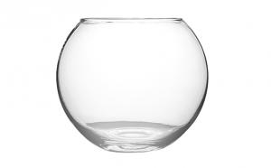 Аквариум круглый (3л. стеклянный.)