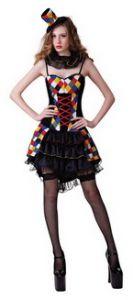 Платье Клоунессы Секси