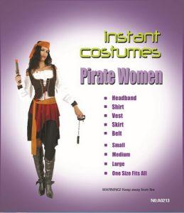 Костюм Пиратки -4