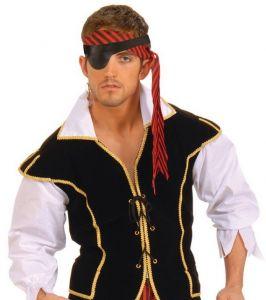 Повязка пирата