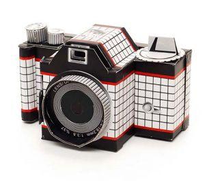 Набор для сбоки фотоаапарата RETRO