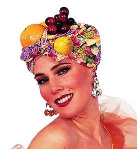 Бандана фруктовая