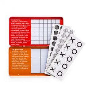 Магнитная игра Крестики-нолики и Четыре в ряд