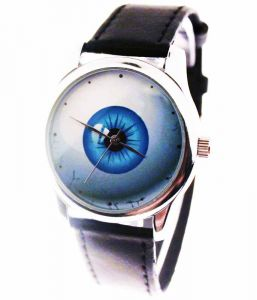 Прикольные наручные часы Глаз