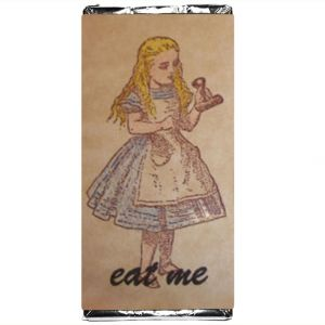 Шоколадка Eat me