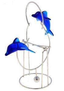 """Маятник """"Дельфины"""" (20 см)"""
