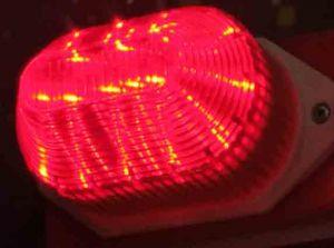 LED-строб накладной, красный