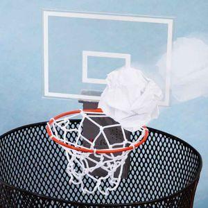 Офисный баскетбол (при попадании издает аплодисменты)